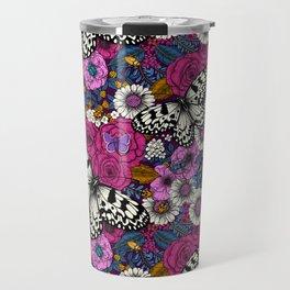 A colorful garden II Travel Mug