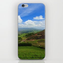 Sao Miguel, Azores iPhone Skin