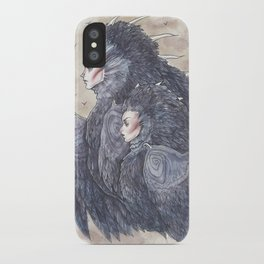 We Who Ride the Skies iPhone Case