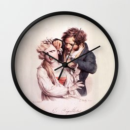 Your insides, pls Wall Clock