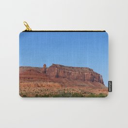 Traveling On Highway 123 Carry-All Pouch