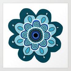 Flower 16 Art Print