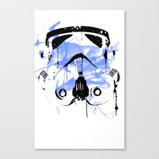 Modern Trooper Canvas Print