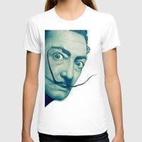 dali T-shirts featuring Dali by Fantastikat