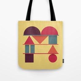 Typography series #M Tote Bag