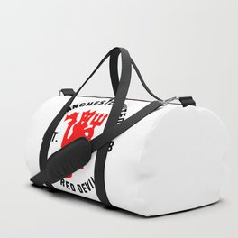 The Red devil Duffle Bag