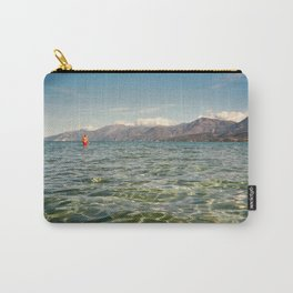 CORSICAN BEACH Carry-All Pouch