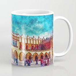 Cracow Main Square Coffee Mug