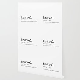 Travel by definition Wallpaper
