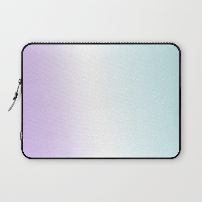 Ombré (Purple & Teal) Laptop Sleeve