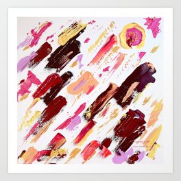 """""""Candy Store"""" Painting Art Print"""