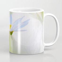 Lovely Daisy Summer Scene Bokeh Background #decor #society6 #buyart Coffee Mug
