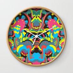 Reflections 4 Wall Clock