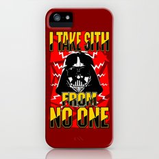 Don't Take No Sith!  |  Darth Vader iPhone (5, 5s) Slim Case