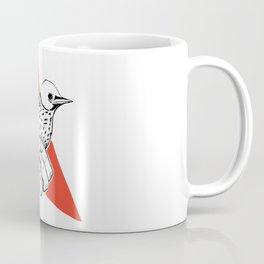 I will protect you hands holding a bird Coffee Mug