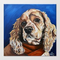 Sophie 2 Canvas Print