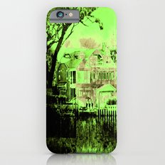 Green Spooky Boathouse Slim Case iPhone 6s