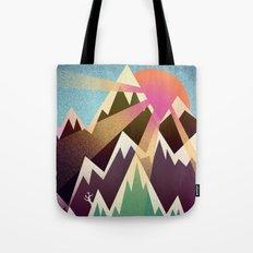 山よ Tote Bag