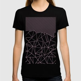 Ab Lines 45 Pink T-shirt