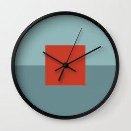 Warsaw Wall Clock
