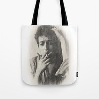 dylan Tote Bags featuring Dylan by EclipseLio
