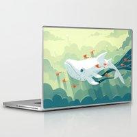 freeminds Laptop & iPad Skins featuring Nightbringer 2 by Freeminds