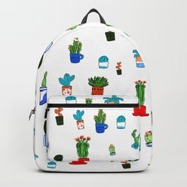 A Garden of Cacti Backpack