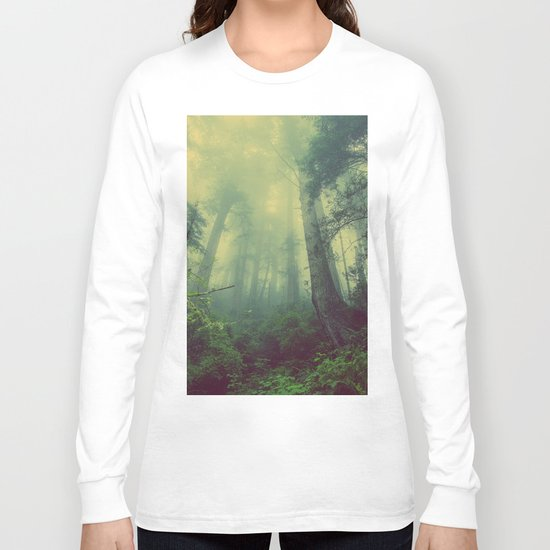 Eerie Wilderness Long Sleeve T-shirt