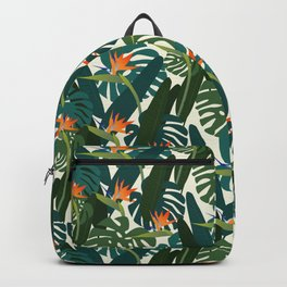 Bird of paradise Backpack