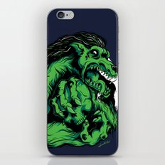 Shakespeare's Wolf iPhone & iPod Skin
