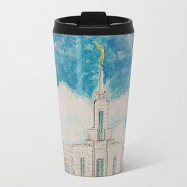 Cebu City Philippines LDS Temple Travel Mug