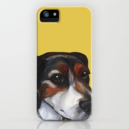 Milo the Jack Russell Terrier iPhone Case