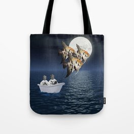 Sail Away Tote Bag