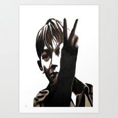 Kes  Billy Art Print