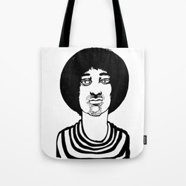 dizzy dude Tote Bag