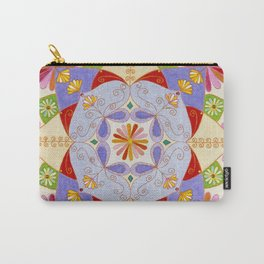 Mandala Ganesh Carry-All Pouch