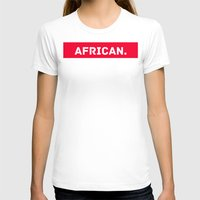 african T-shirts featuring AFRICAN by Iman Bss - BssStore