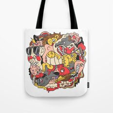 February Brain Dump Tote Bag
