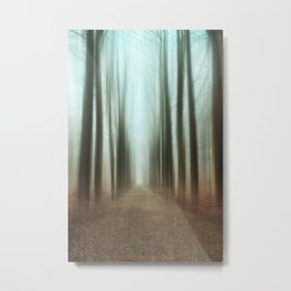 The Light of the Forest III Metal Print