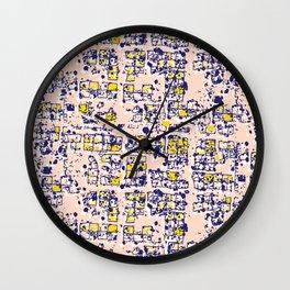 AERIAL i Wall Clock