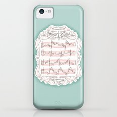 The Sound of My Heart Beat Slim Case iPhone 5c