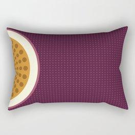 Passion Fruit Tech Rectangular Pillow