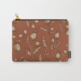 Thistle in Autumn Carry-All Pouch