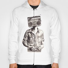 Radio-Head Hoody
