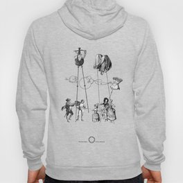 Venice Carnival, Carnival Parade, Burlesque Theater, Beautiful Women and Men, Galleon Ship, Corset Hoody