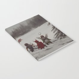 no gifts this year Notebook