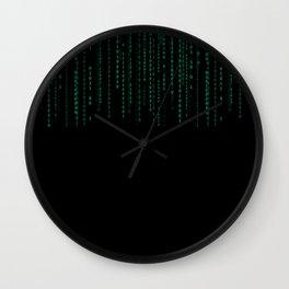 Binary Top Down Wall Clock
