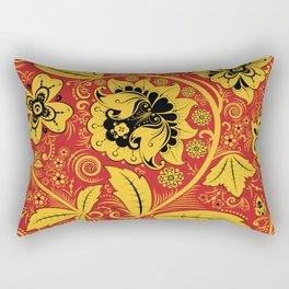 Russian traditional folk Rectangular Pillow