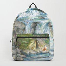 Streams in the Desert Backpack
