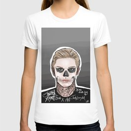 Tate Langdon Illustration T-shirt